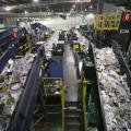 Projeto usina de reciclagem de lixo