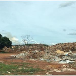 Licenciamento ambiental de areas