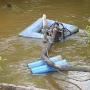 Outorga captação de água